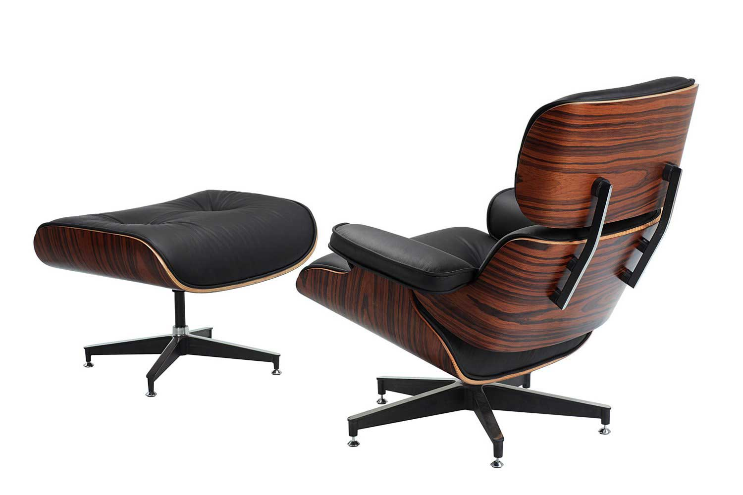 leather modern chairs on Modern Leather Office Chair With Solid Wood Base