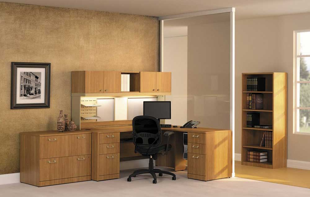 Office furniture collections for office items supplier for Modern home office furniture collections