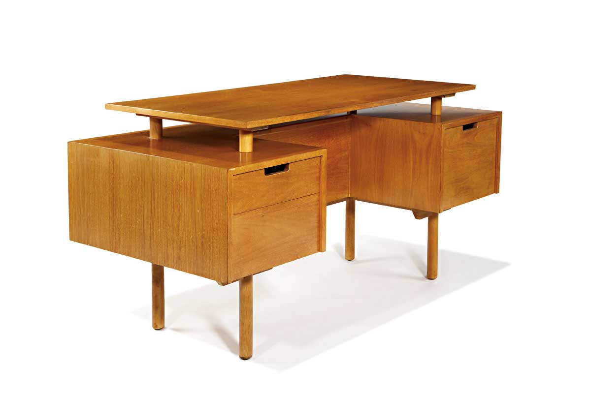 North Hills Solid Wood Los Angeles Desks