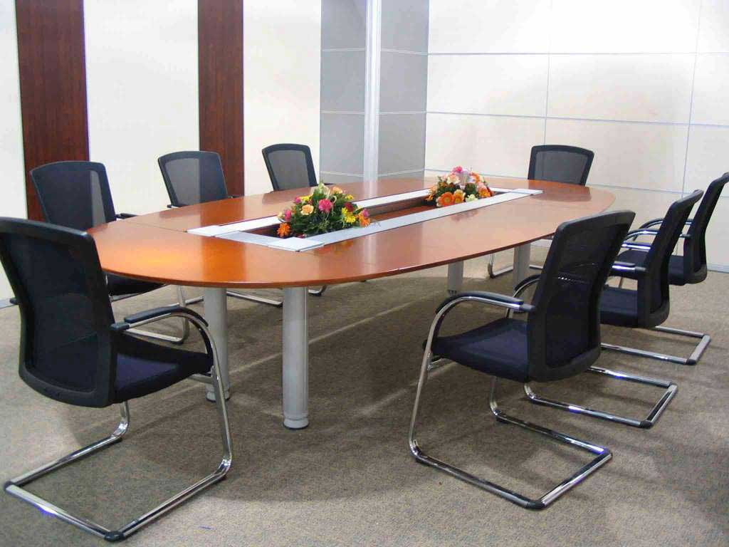 Office Furniture Center Meeting Desk and Chairs