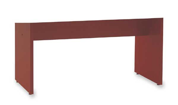 Rudnick Modern Racetrack Table Stretcher