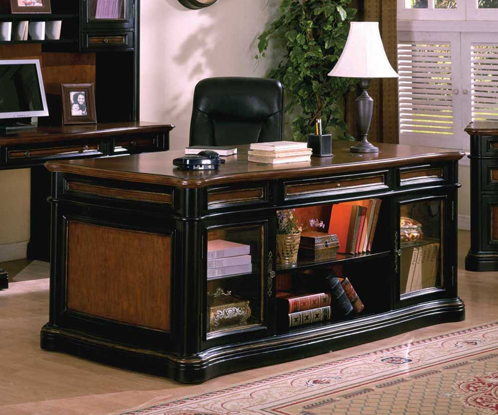 signature home office lafayette executive computer desk