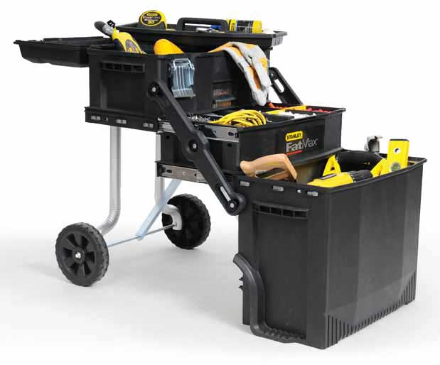 Stanley FatMax Functional Mobile Rolling Work Station