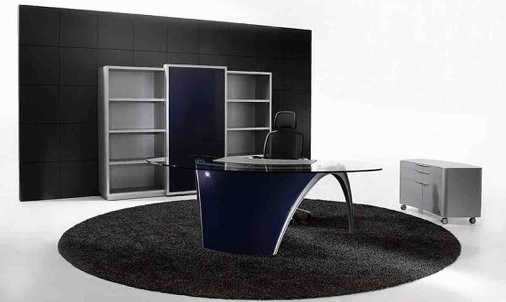 Uffix contemporary work tables for home office