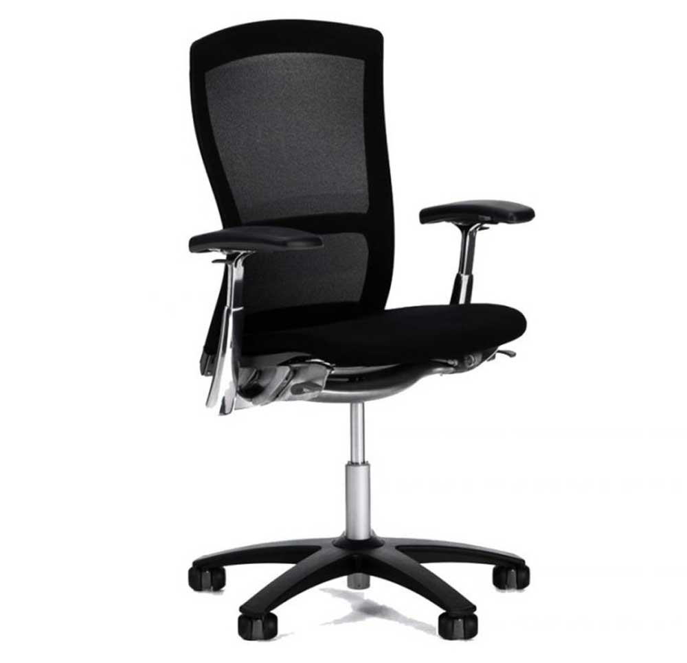 knoll life expensive office chair with back suspension