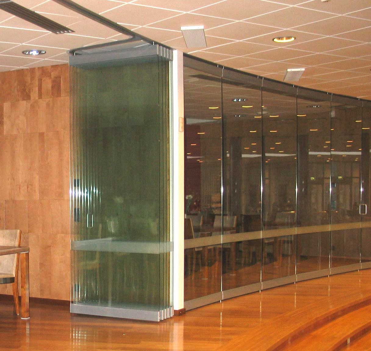 Glass partition walls for Glass walls