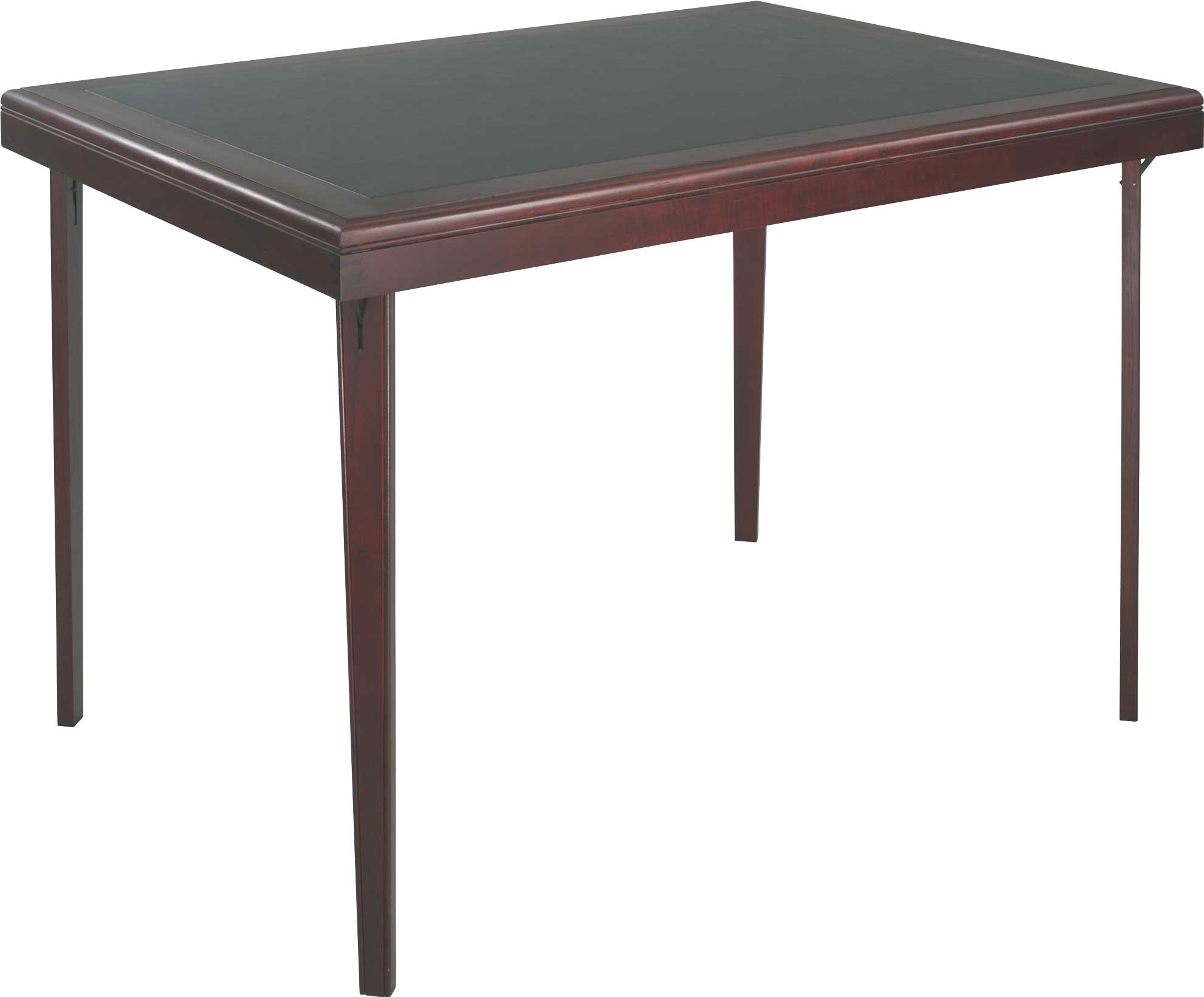 strong folding wood tables in rectangular shape