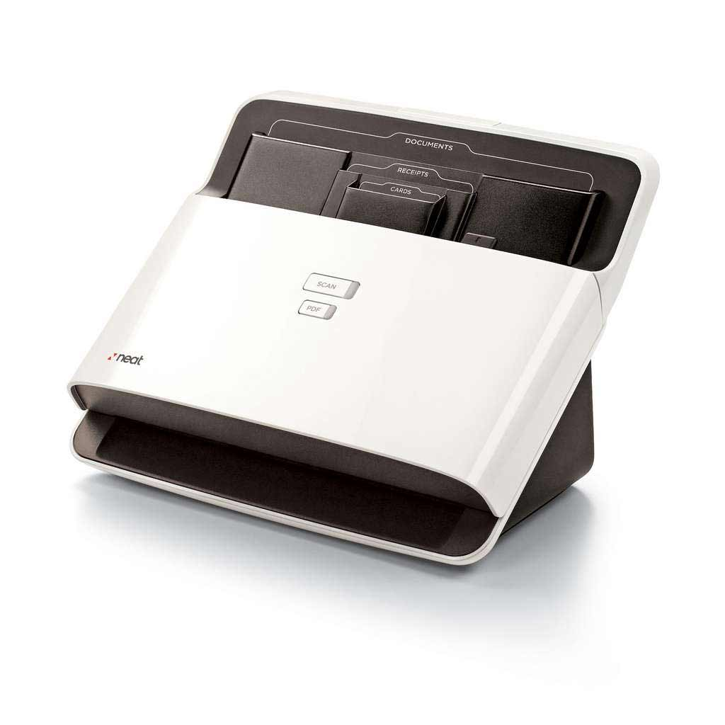 ADF Digital Business Filing System from NeatDesk