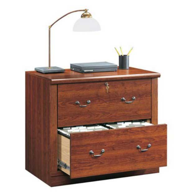 Camden Country 2 Drawer Lateral File Cabinet from Sauder