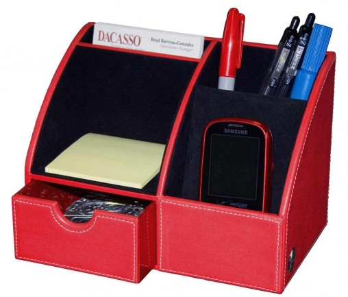 Contemporary desk organizers office furniture - Designer desk accessories and organizers ...