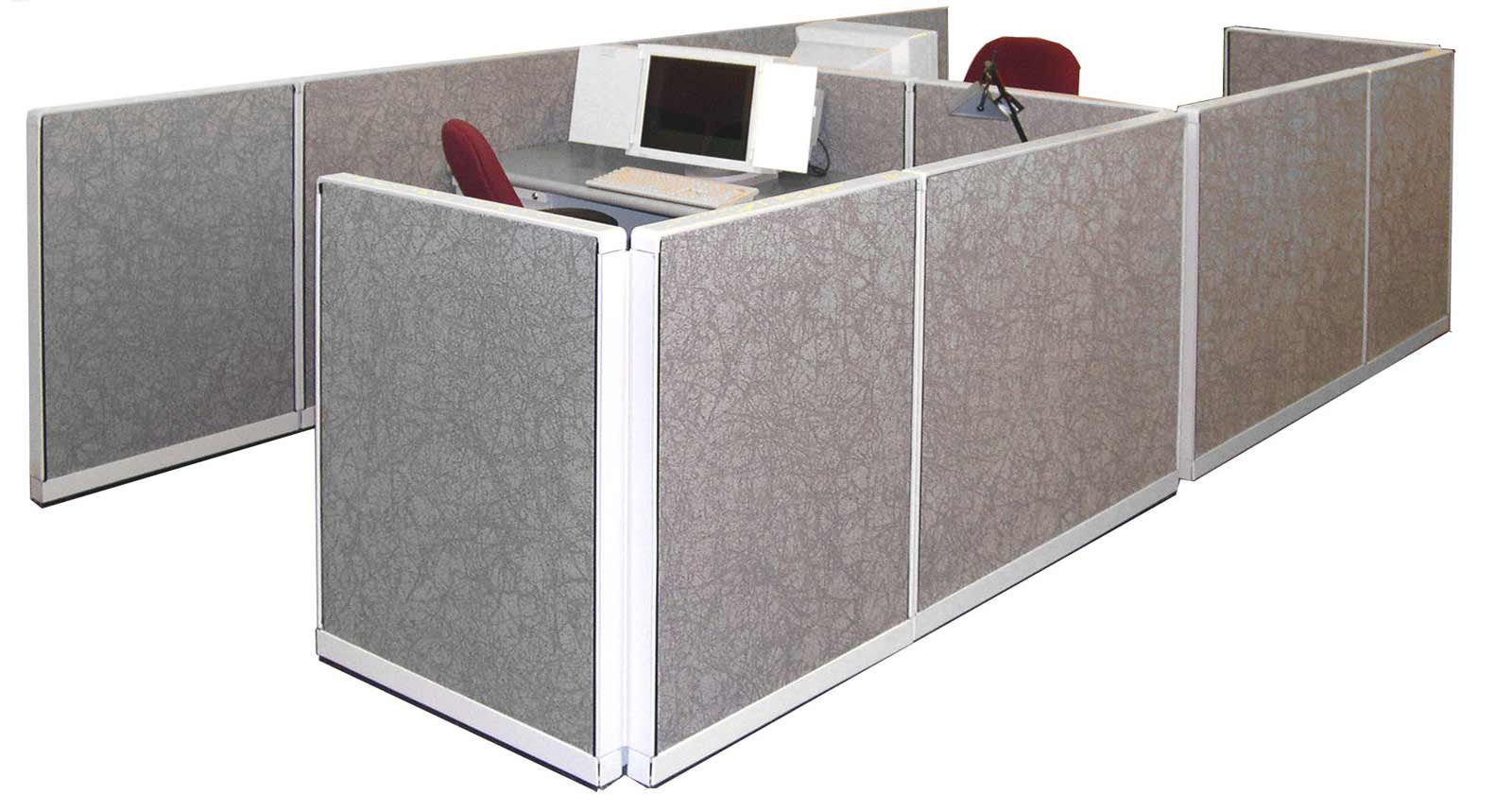 Discounted Pittsburgh Office Furniture Cubicle