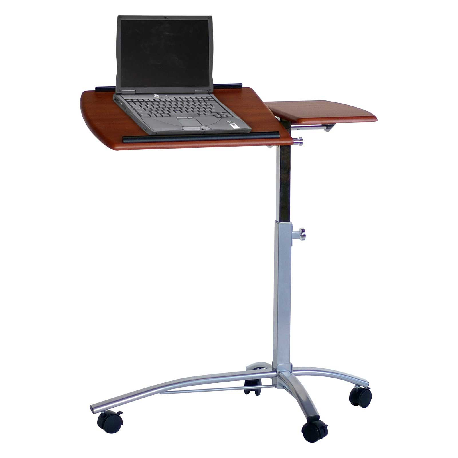 Eastwind wood and metal laptop reading desk