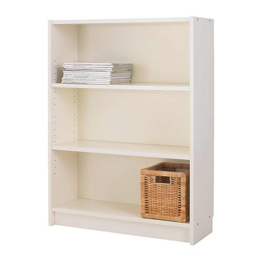 Lastest Bolton Essex Small White Bookcase  6660500 The Simple Stores