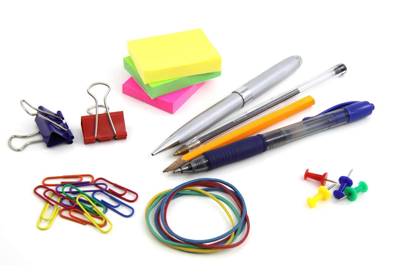 Organizing Office Supplies Ideas