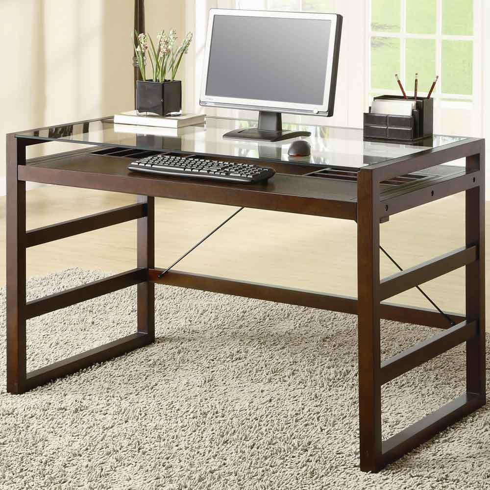Contemporary computer desk office furniture