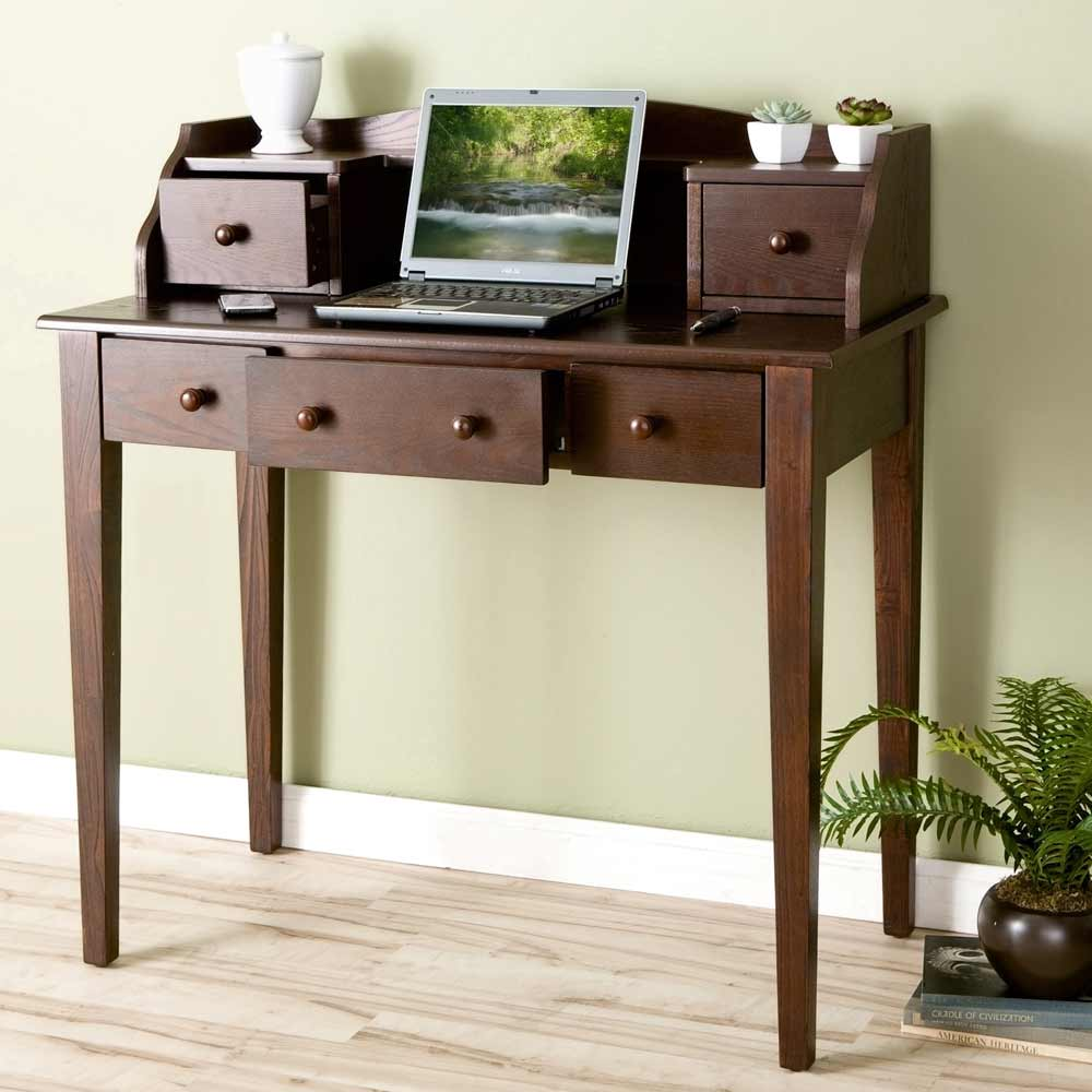 Wynwood Wooden Office Laptop Desk Furniture