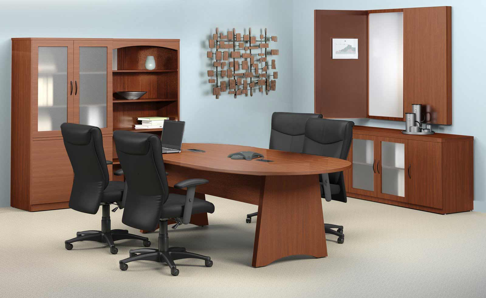 Cheap executive desks for home office for Affordable modern office furniture