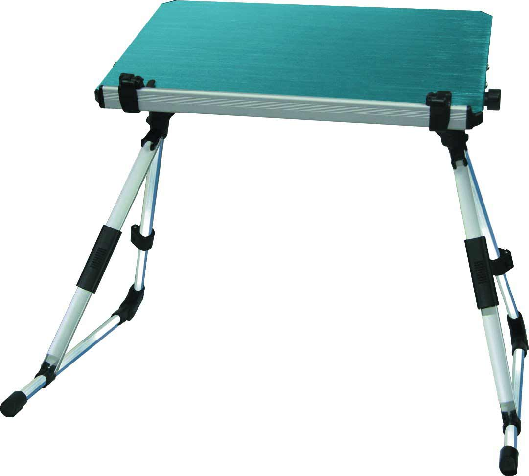 fashionable aluminum folding laptop desk