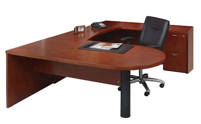 furniture furnishing executive office desks clearance martin oak
