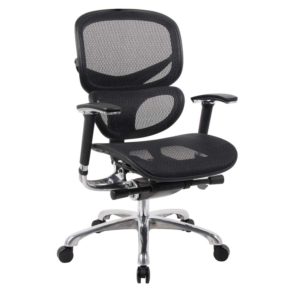 Boss ergonomic high back mesh ergonomic chair