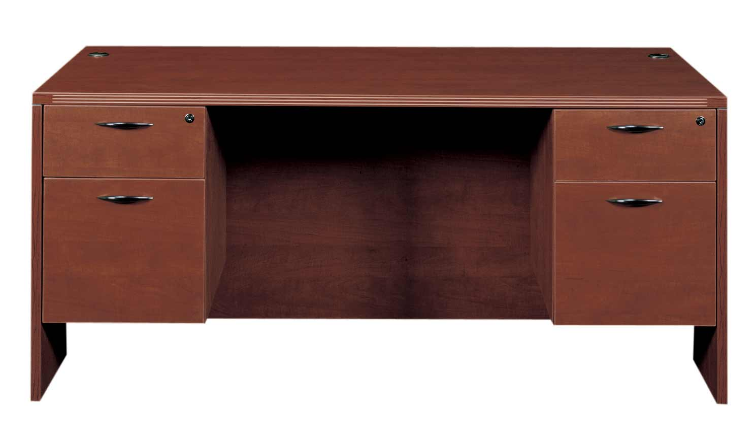 Image search: CHERRYMAN Furniture Amber L Shape Laminate Desk