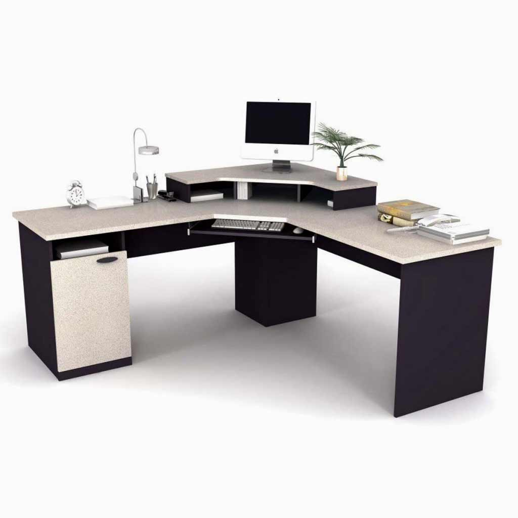 Black Executive Modular Furniture For Home Office Office Architect