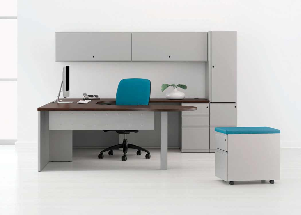 Contemporary used office cubicles in Dallas