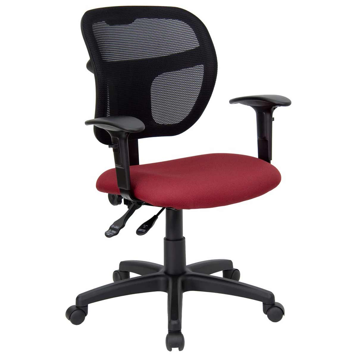 Ergonomic Mid Back Breathable Mesh Task Chair