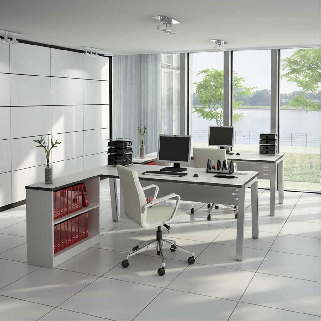 Cool home office desks office furniture for Cool home office desk