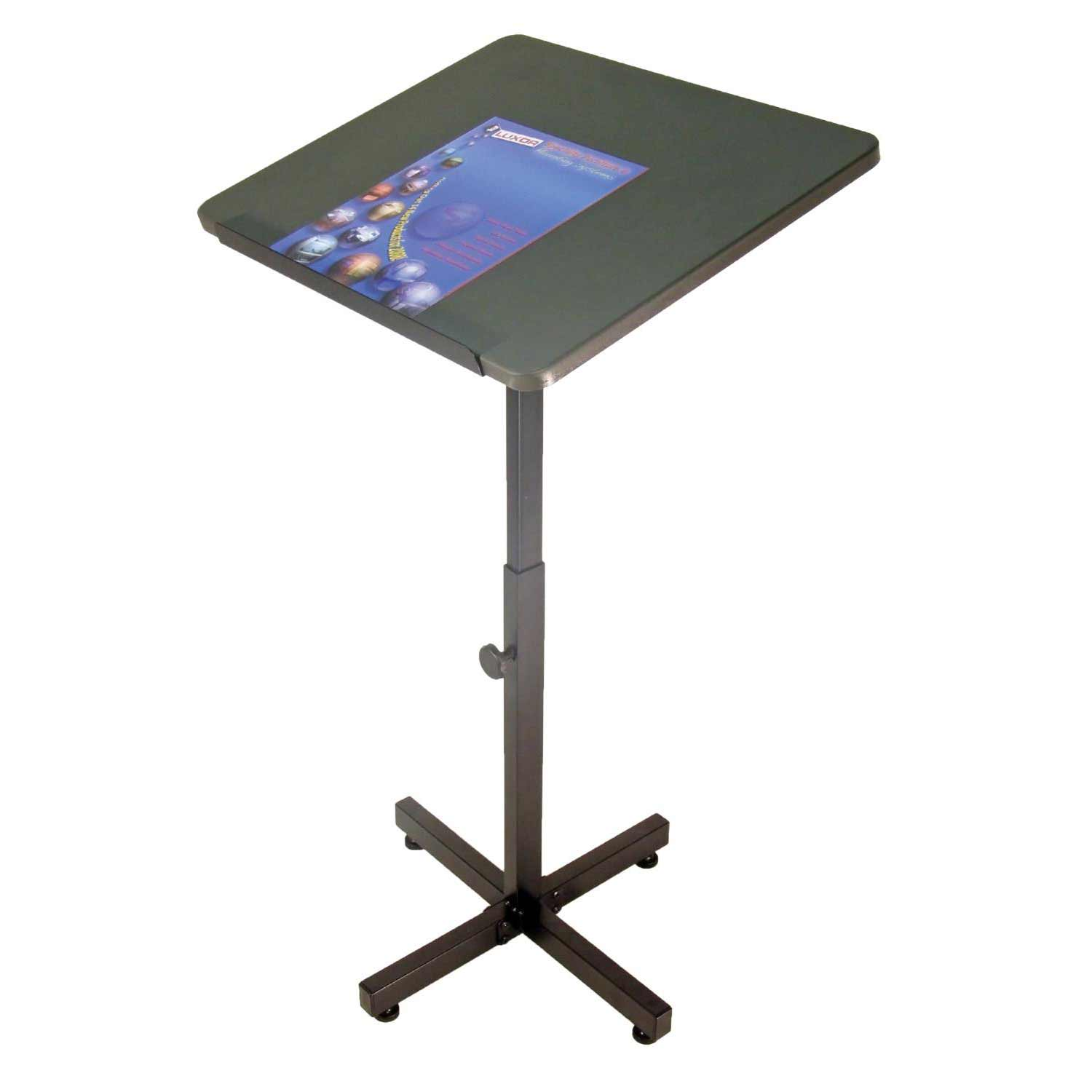 Luxor Prestige Adjustable Height Laptop Stands