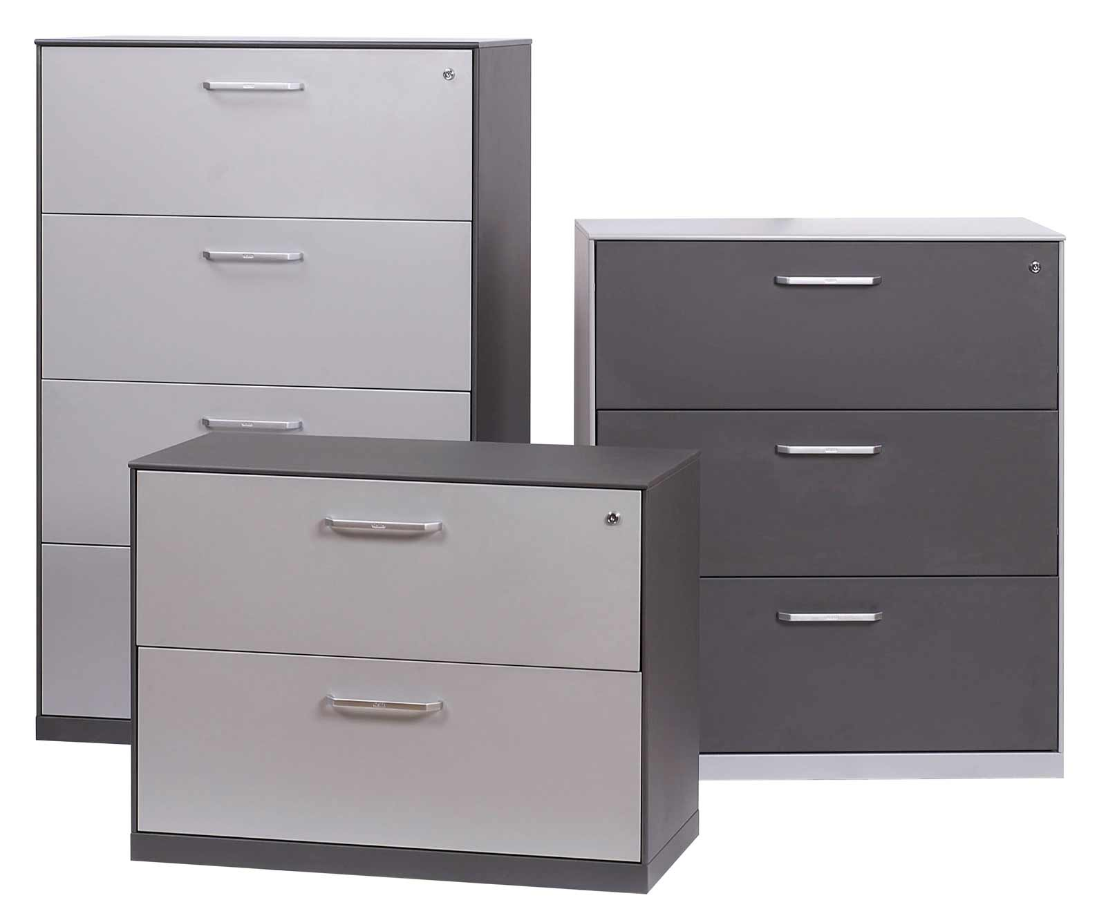 Office Lateral Filing Storage Systems