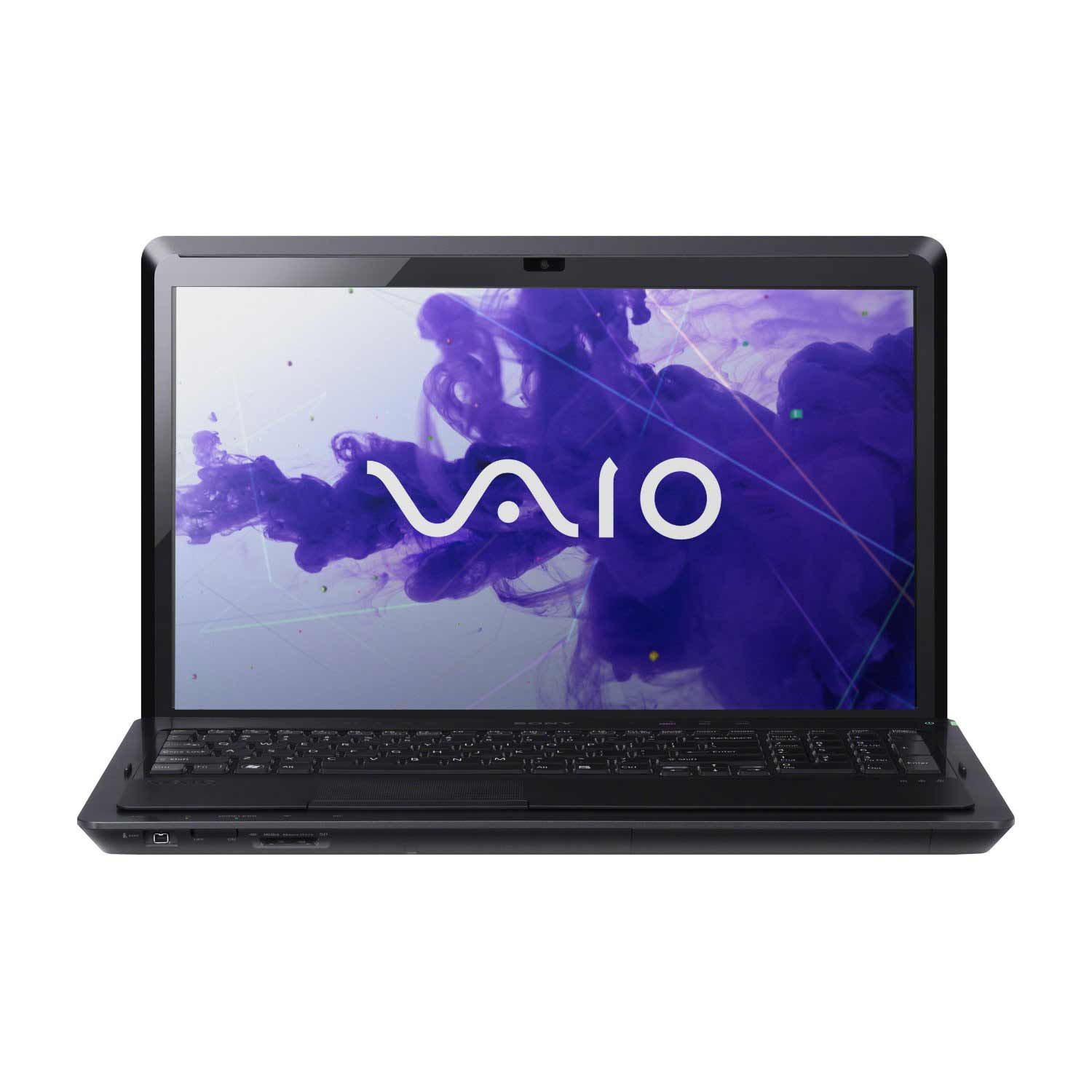 Sony VAIO F2 Series VPCF234FXB Matte Black Workstation