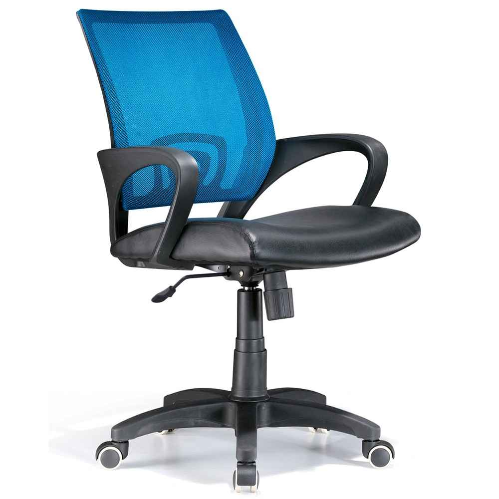 blue desk chair for home office