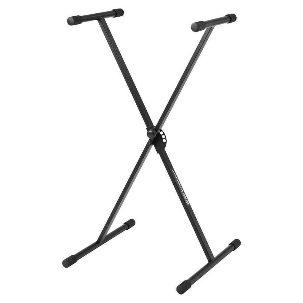 Jamstands musical adjustable keyboard stand