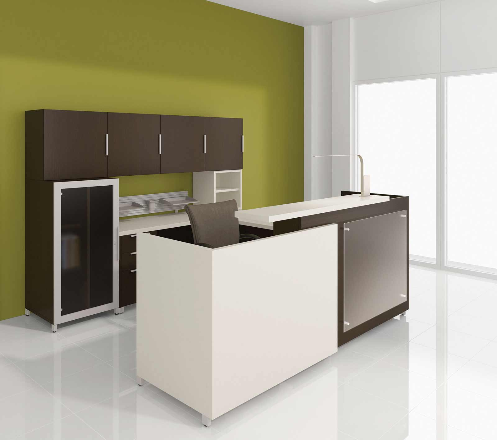 Modern office lobby furnituredenenasvalencia for Contemporary office furniture