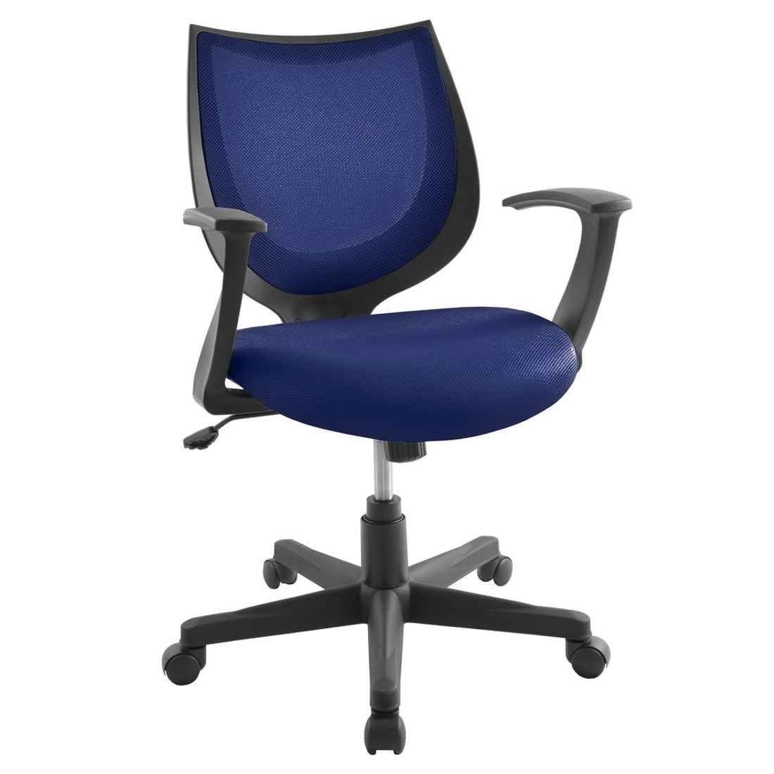 Blue Desk Chair blue desk chair for home office office furniture