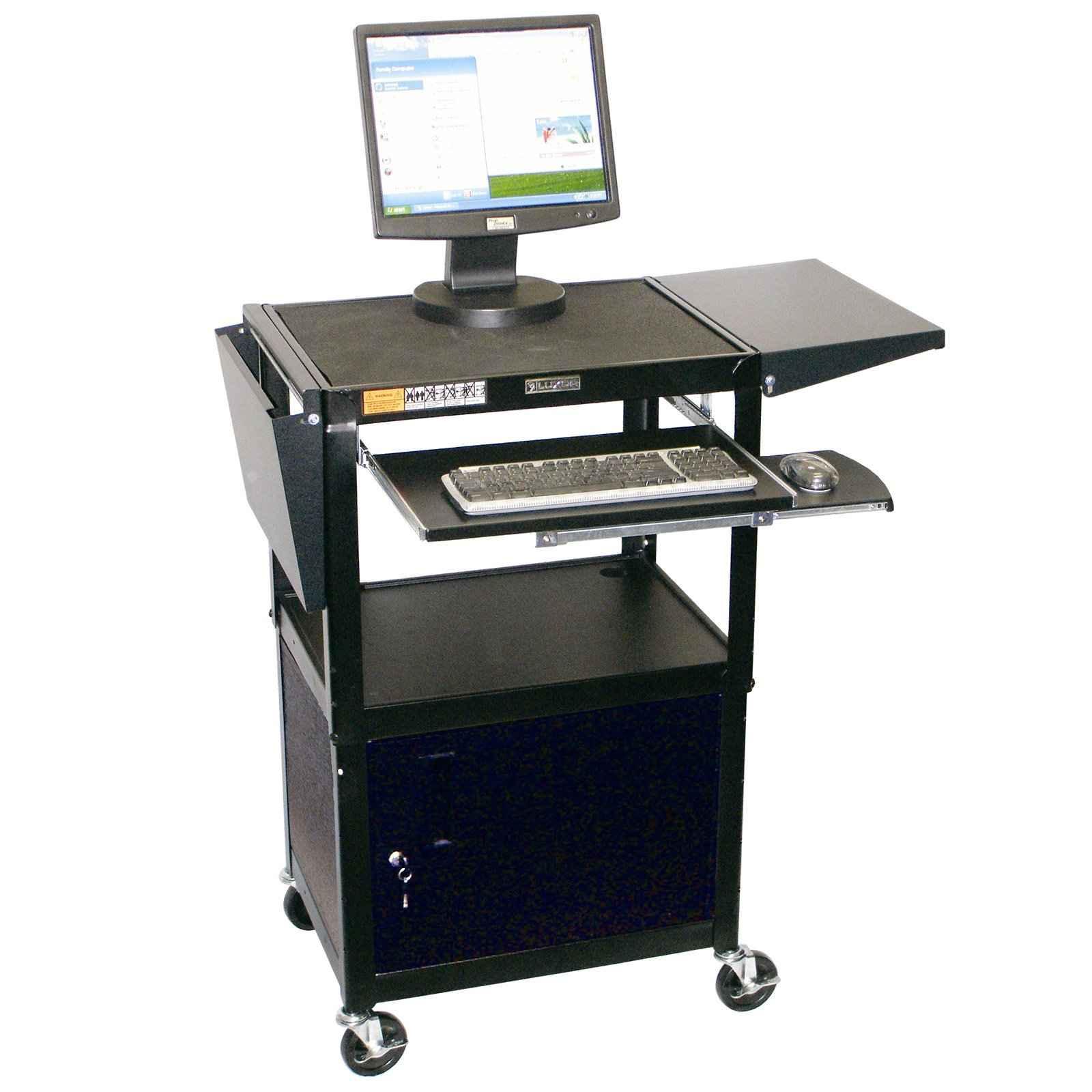 Luxor Presentation Adjustable Computer Workstations