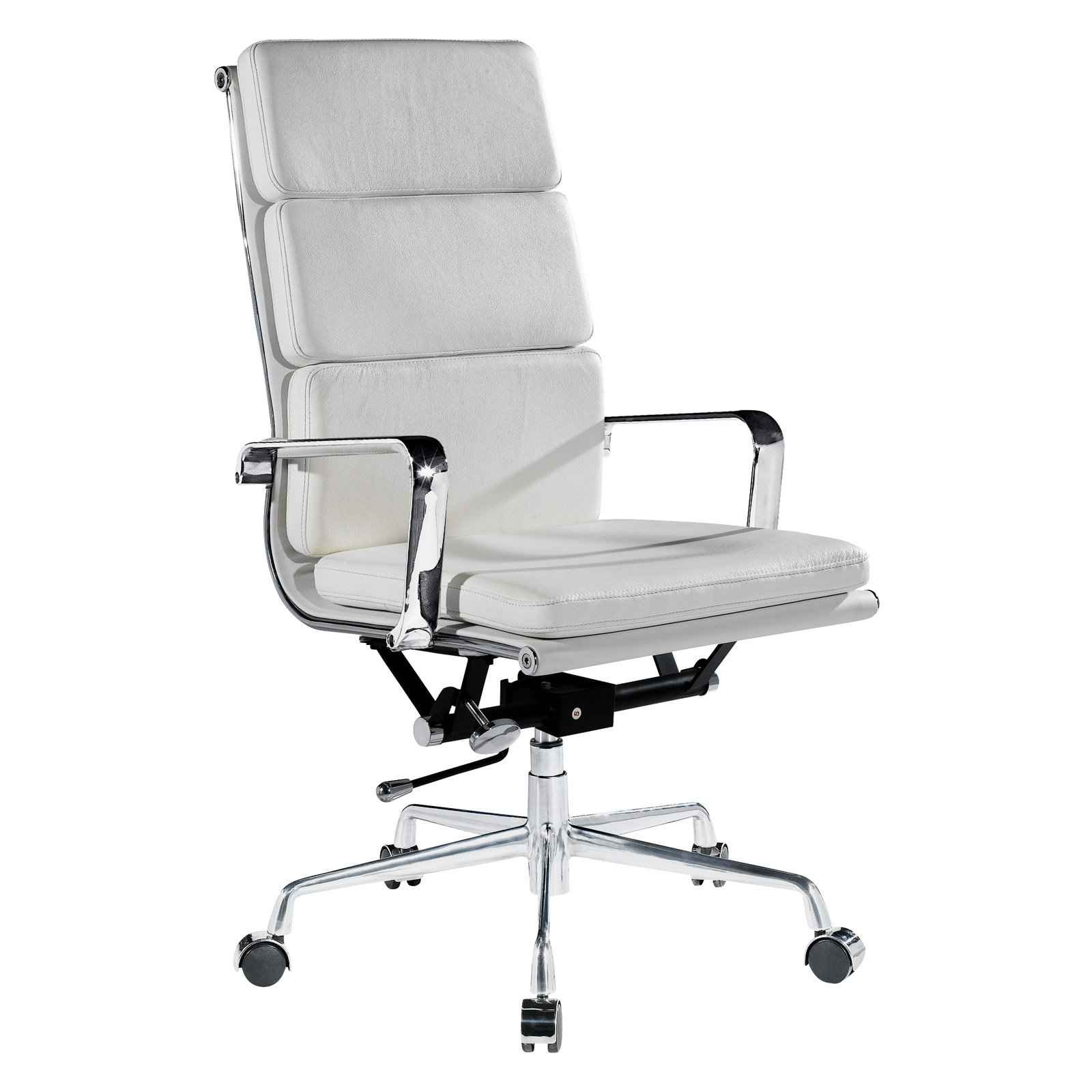 Executive leather office chair office furniture for Contemporary office chairs modern