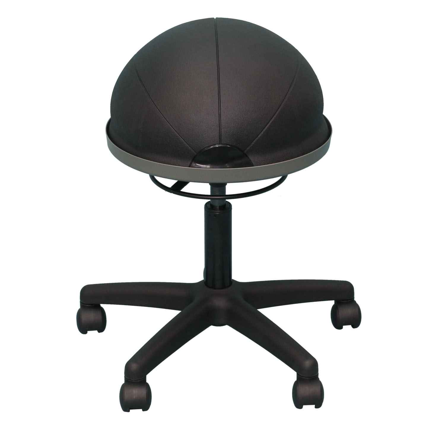 Office ergonomic swivel ball chair
