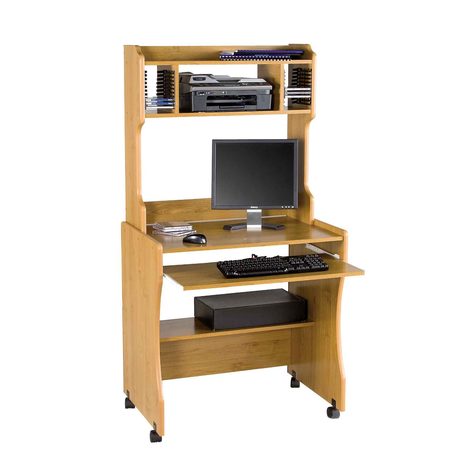 Woodwork Wooden Computer Desk Plans PDF Plans