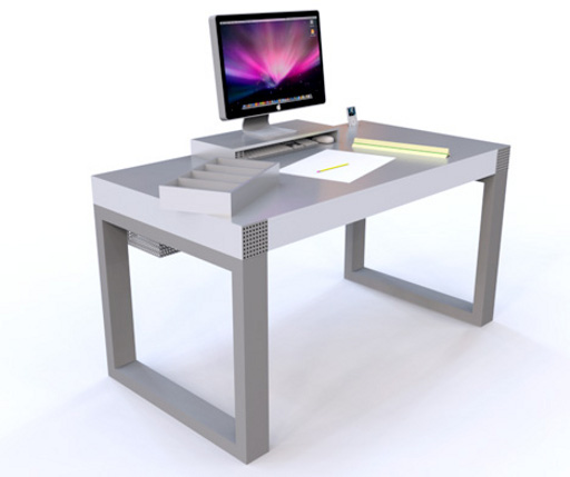 Cheap Laptop Desktop Stand