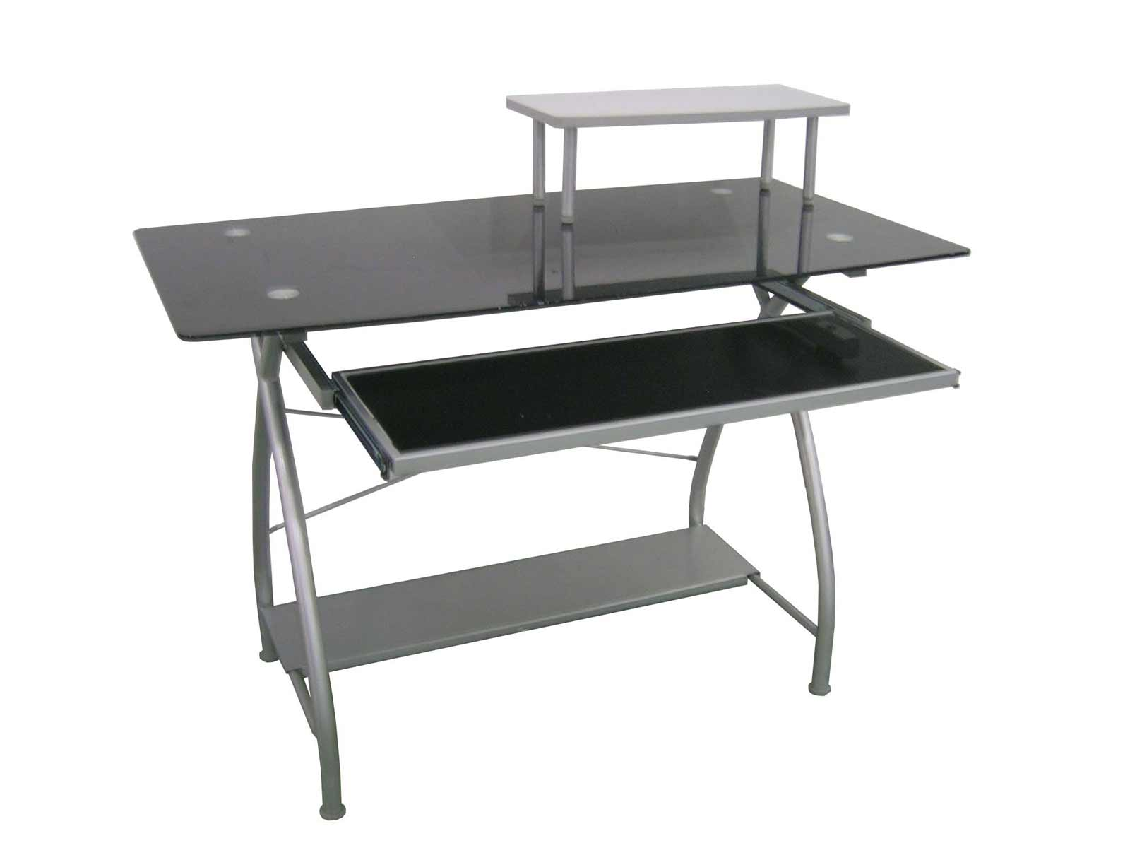 Furniture computer desk for modern room - Metal office desk ...