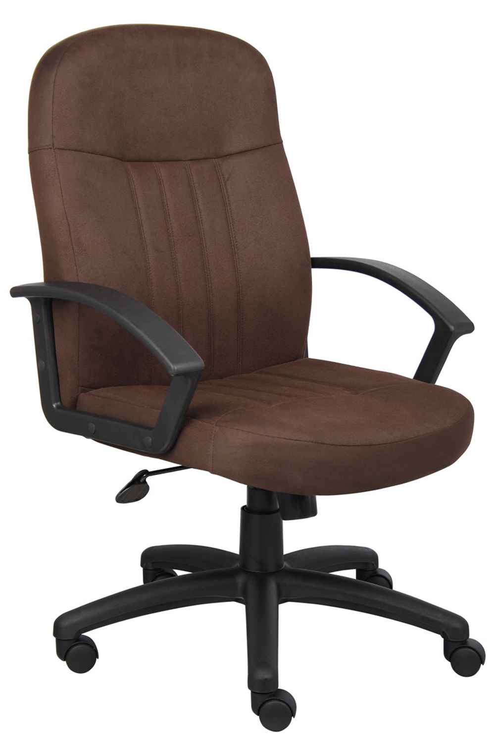BOSS Bomber Microfiber Mid back Chair