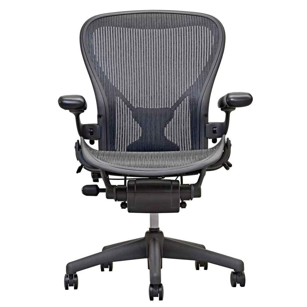 Herman Miller Big Aeron Posture Fit Office Chair