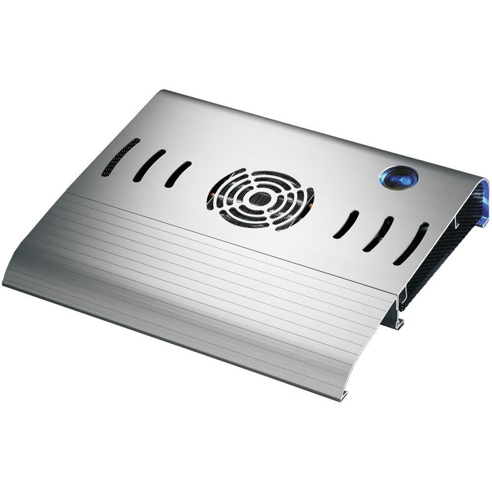 PC Treasures Aluminum Notebook Stand with Water Cooler