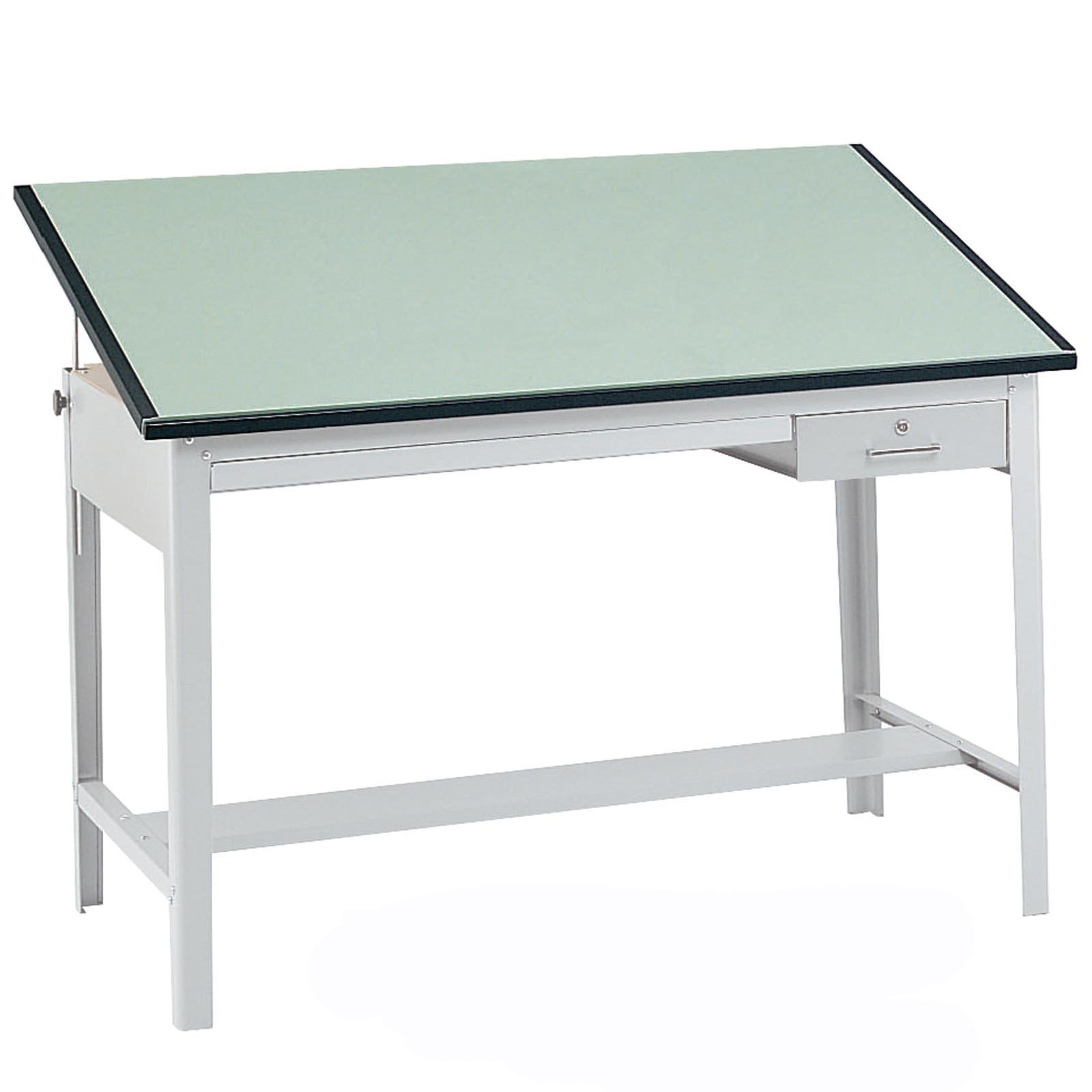 Safco precision adjustable drafting table