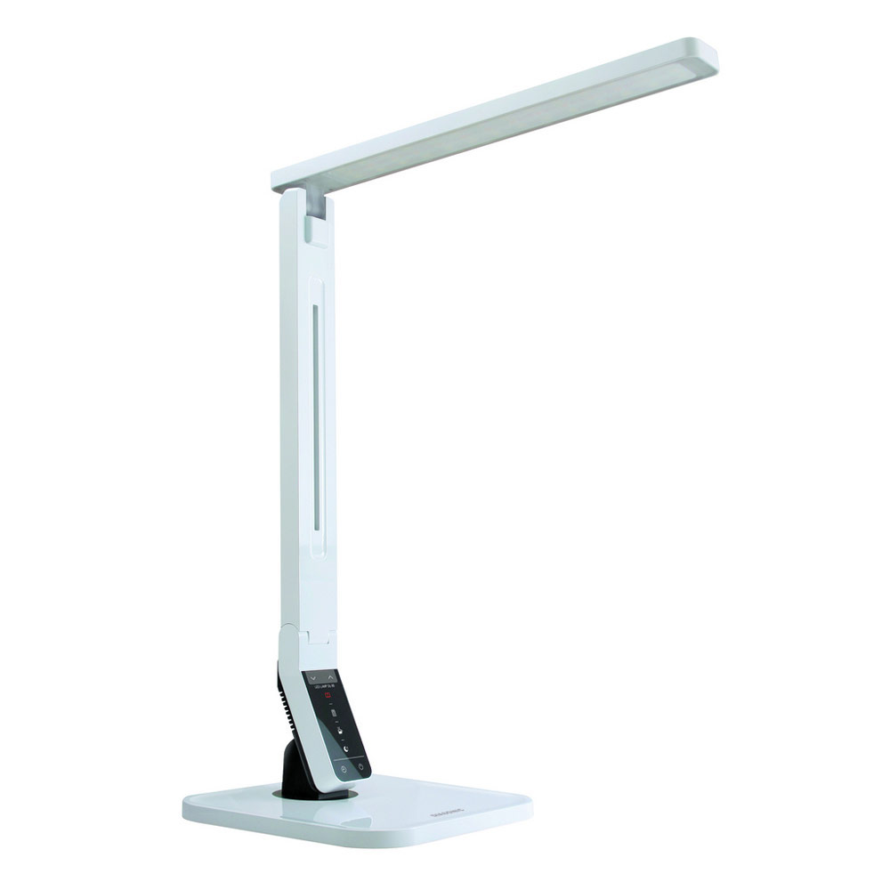 Softech White LED Desk Lamp for Office Task