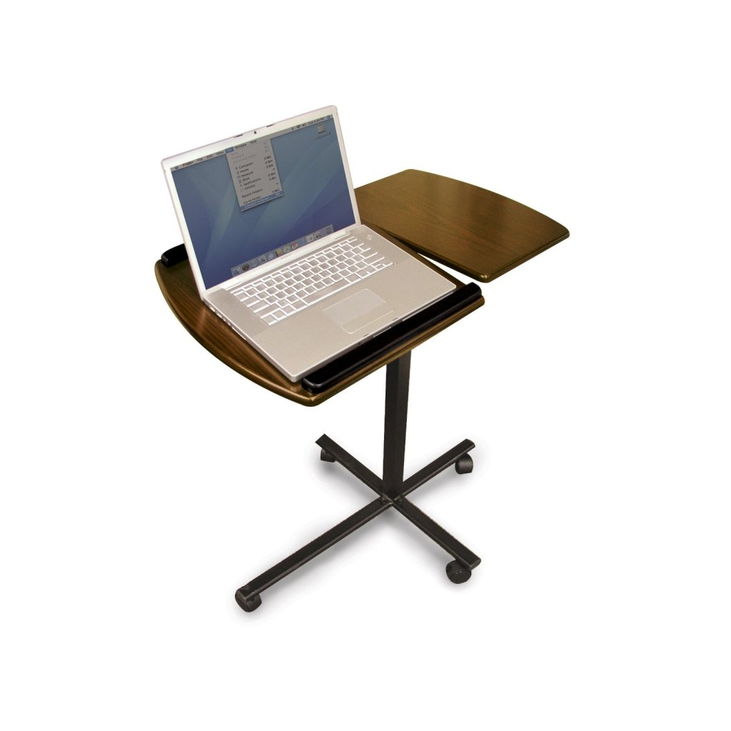 Windsor Regency Walnut Portable Laptop Stand
