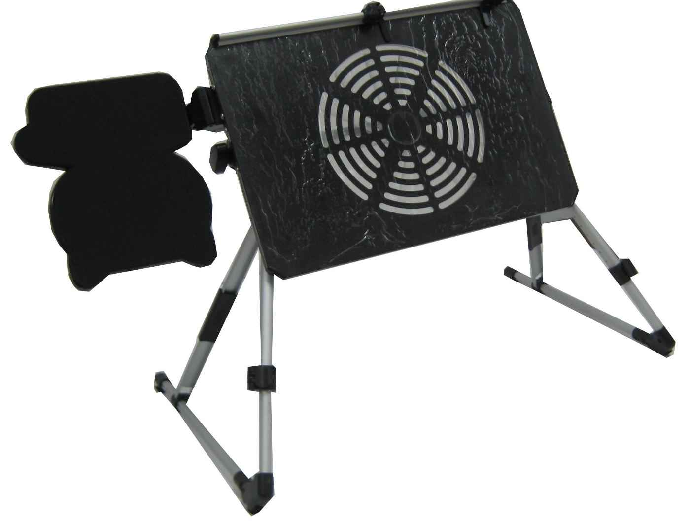 computer laptop stands with singe cooling