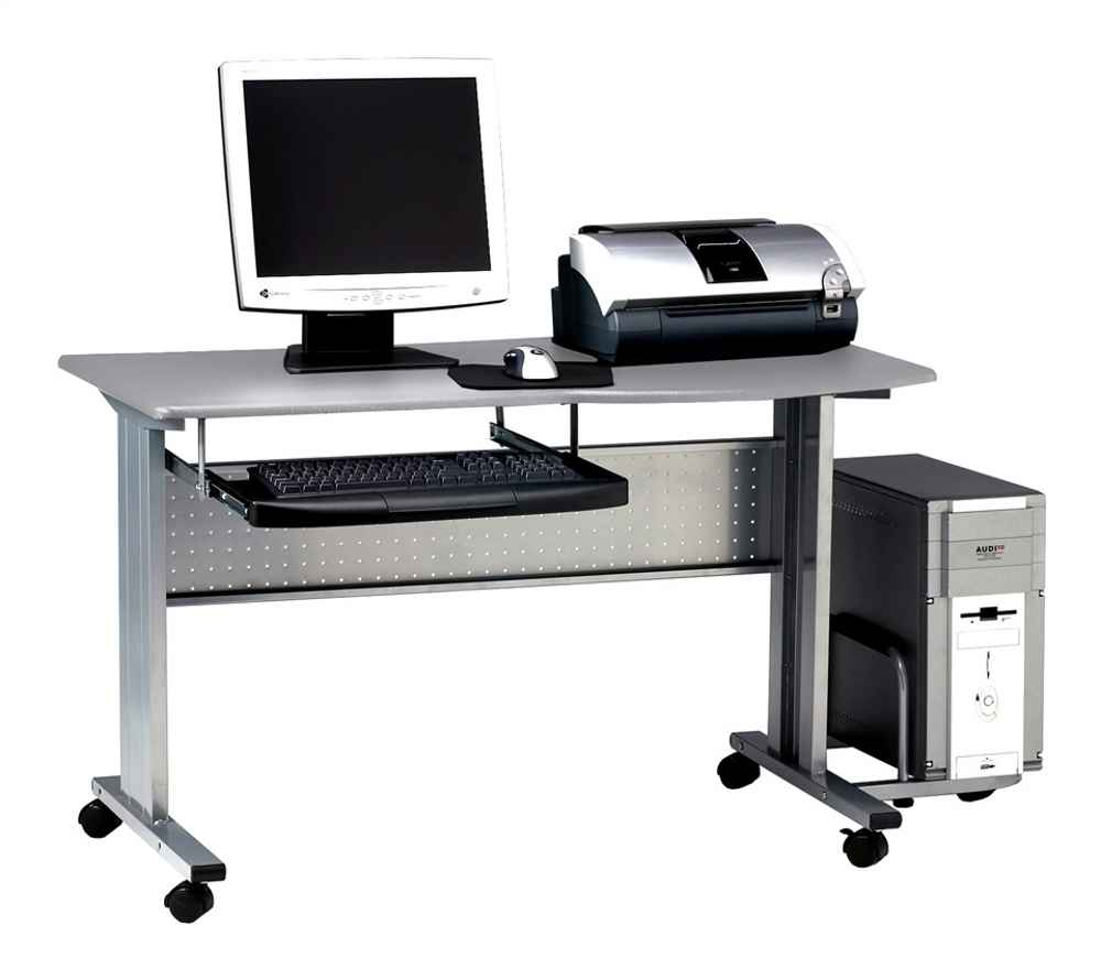 industrial computer desk furniture workstations On computer desk furniture